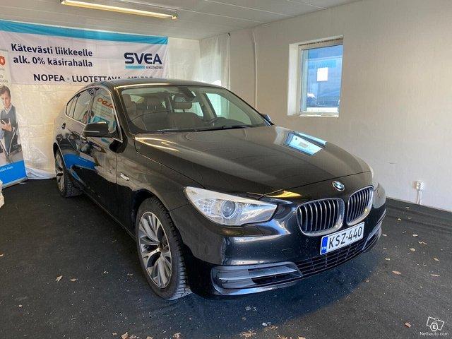 BMW 535 Gran Turismo 9
