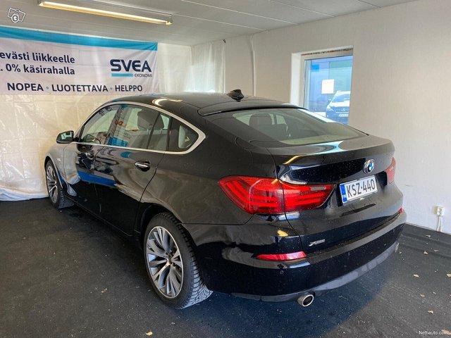 BMW 535 Gran Turismo 12