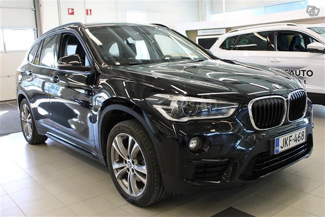 BMW X1, kuva 1