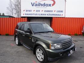 LAND ROVER Range Rover Sport, Autot, Vantaa, Tori.fi