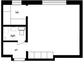 1H, 25m², Kirveskatu, Lahti, Vuokrattavat asunnot, Asunnot, Lahti, Tori.fi