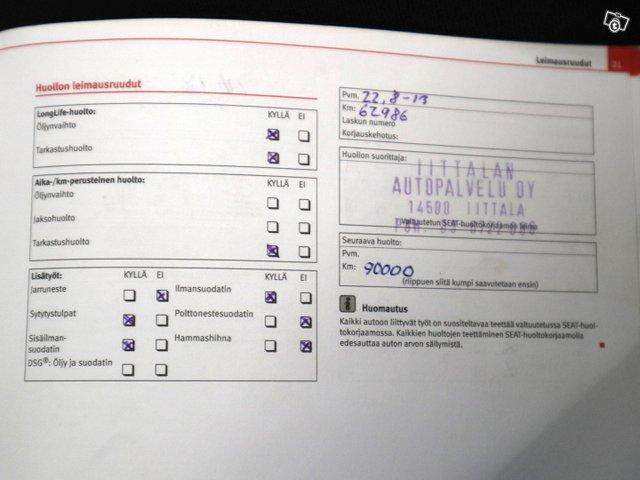 SEAT Ibiza ST 22