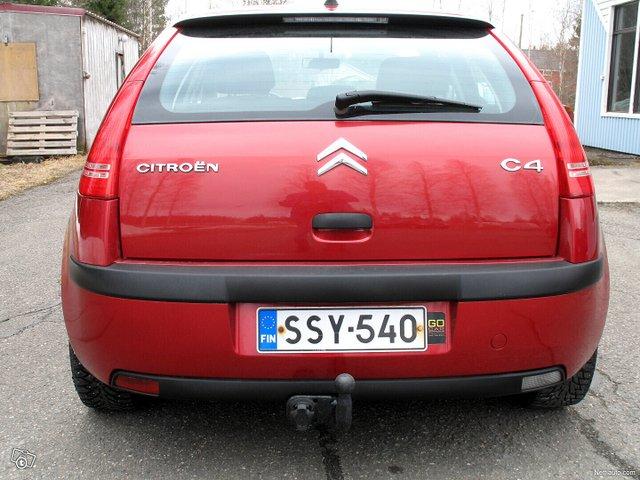 Citroen C4 9