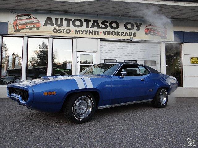 Plymouth GTX 1