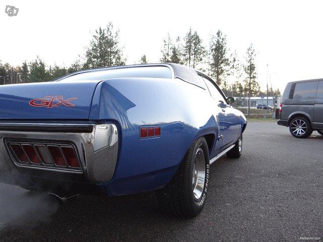 Plymouth GTX 5