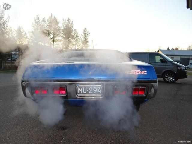 Plymouth GTX 6