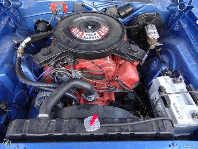 Plymouth GTX 19