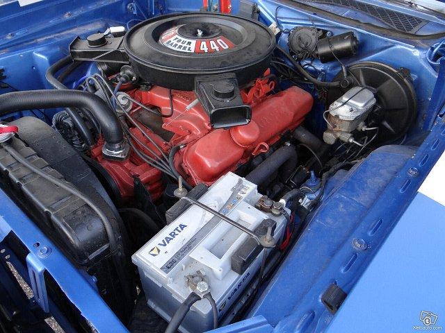 Plymouth GTX 20