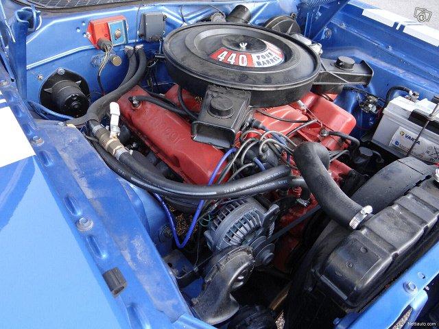 Plymouth GTX 21