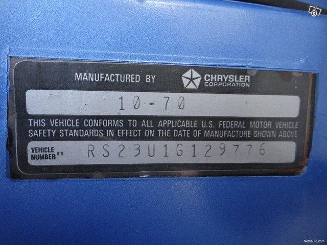 Plymouth GTX 22