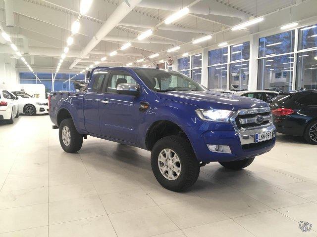 Ford Ranger, kuva 1