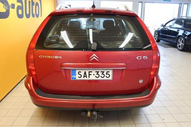 Citroen C5 7
