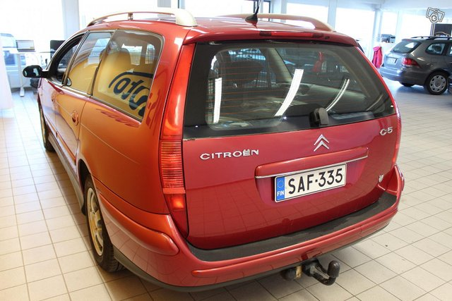 Citroen C5 8