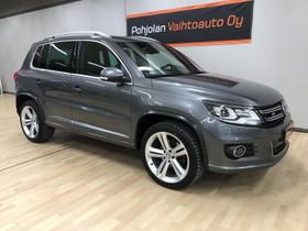 Volkswagen Tiguan, Autot, Ylivieska, Tori.fi