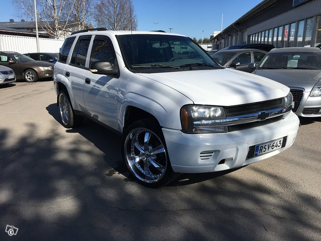 Chevrolet Trailblazer 4,2 4wd Aut.