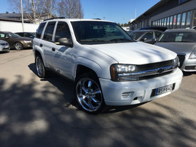Chevrolet Trailblazer 4,2 4wd Aut., Autot, Ylivieska, Tori.fi