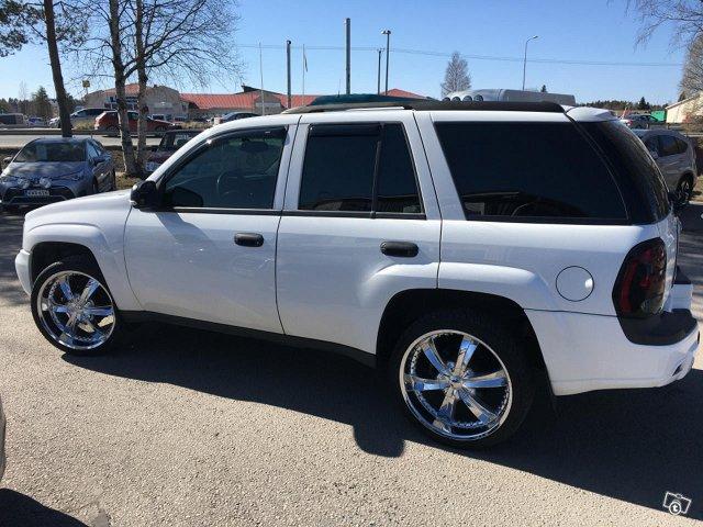 Chevrolet Trailblazer 4,2 4wd Aut. 4