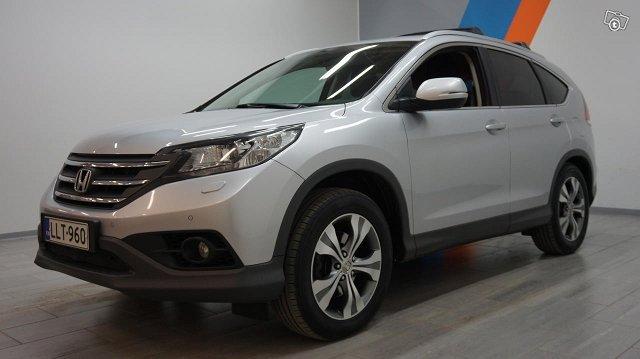 Honda CR-V, kuva 1