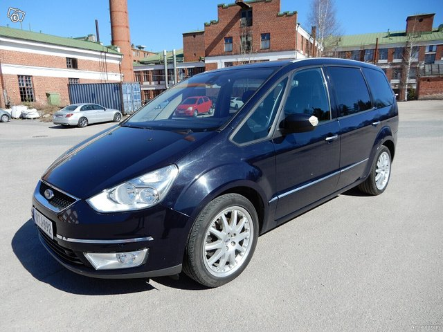 Ford Galaxy, kuva 1