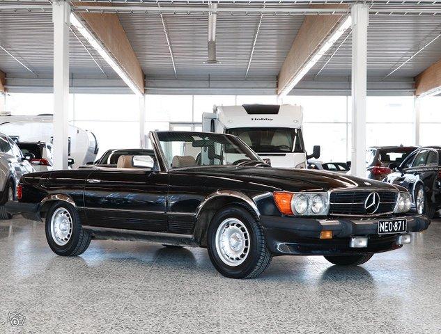 Mercedes-Benz SL 2