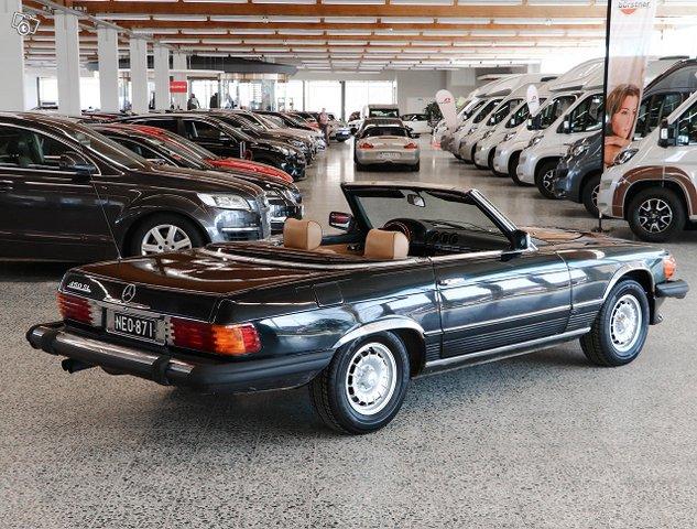 Mercedes-Benz SL 7