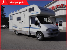 Fiat-Adriatik Adriatik 660 DP, Matkailuautot, Matkailuautot ja asuntovaunut, Keminmaa, Tori.fi