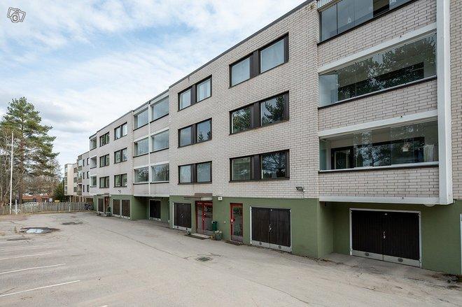 Riihimäki Peltokylä Lopentie 29 3h+k+kph+wc+parv