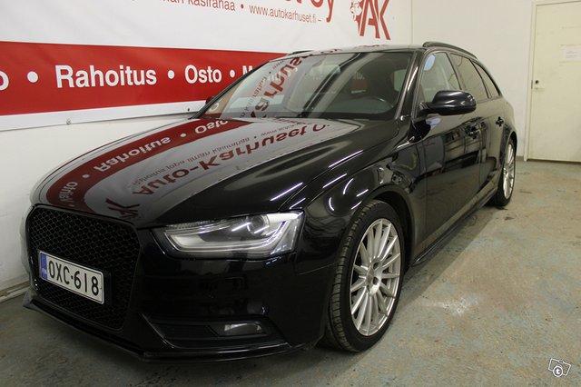 Audi A4 AVANT, kuva 1