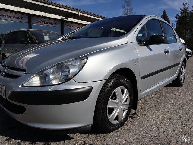 Peugeot 307 1