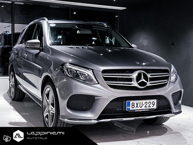 Mercedes-Benz GLE 4