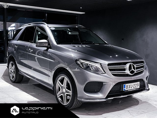 Mercedes-Benz GLE 5
