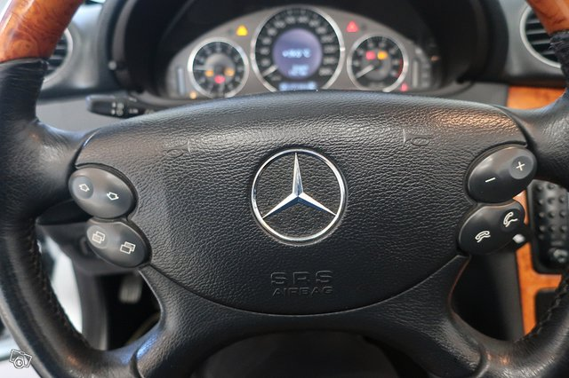 Mercedes-Benz CLK 16