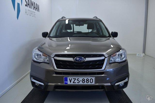 Subaru Forester 5