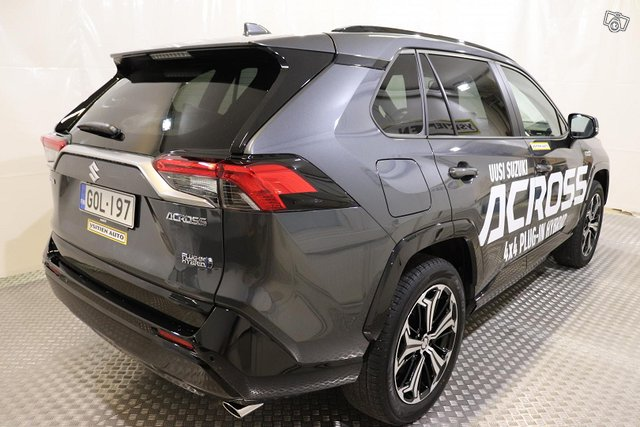 Suzuki Across 5