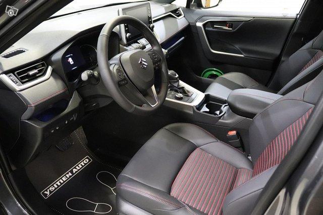 Suzuki Across 11