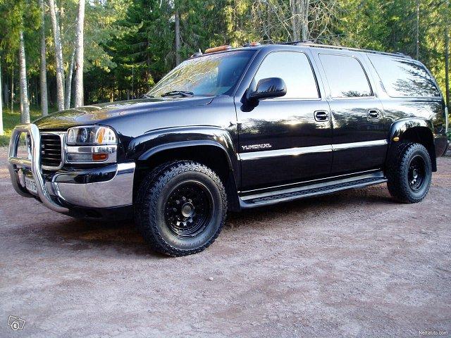 Chevrolet Suburban, kuva 1