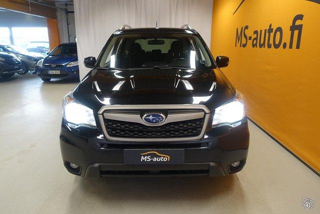 Subaru Forester 2