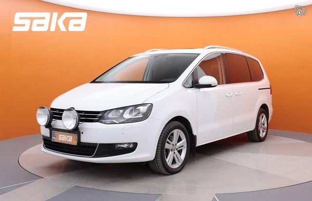 Volkswagen Sharan 7