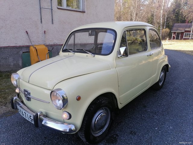 Fiat 600, kuva 1