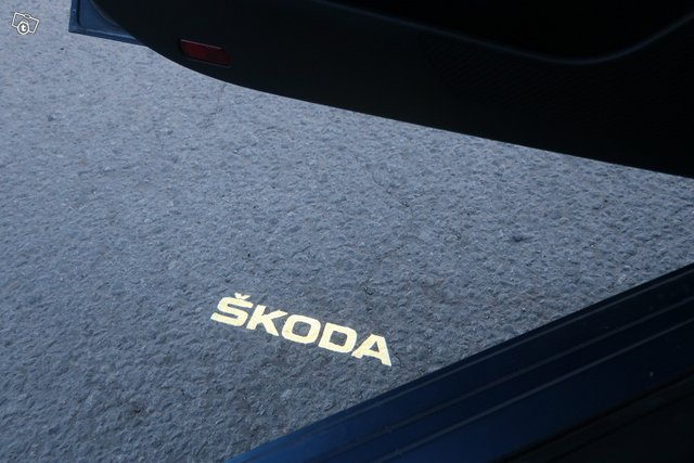 Skoda Octavia 8