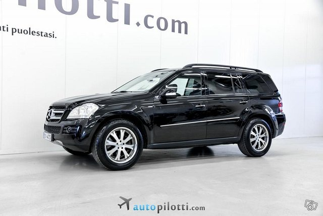 Mercedes-Benz GL 3