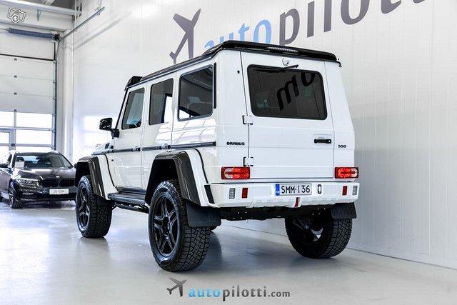 Mercedes-Benz G 4