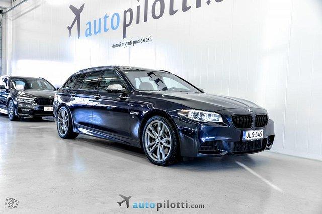 BMW M550d 5