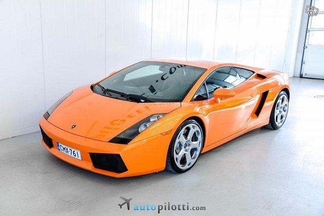 Lamborghini Gallardo 2