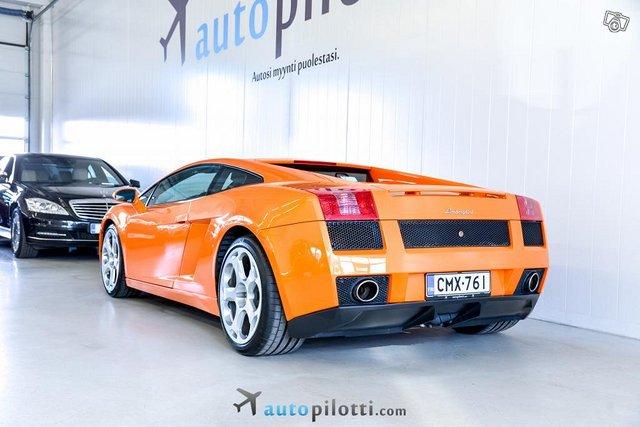 Lamborghini Gallardo 5