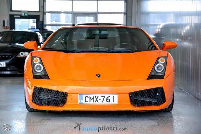 Lamborghini Gallardo 10