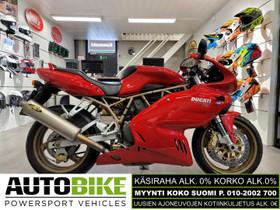 Ducati Supersport, Moottoripyörät, Moto, Tuusula, Tori.fi