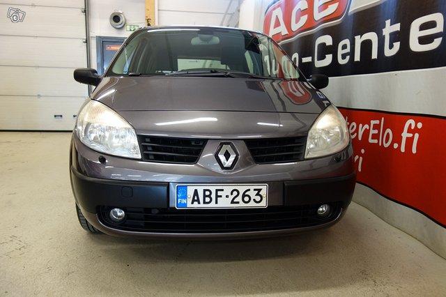 Renault Megane Scenic 2