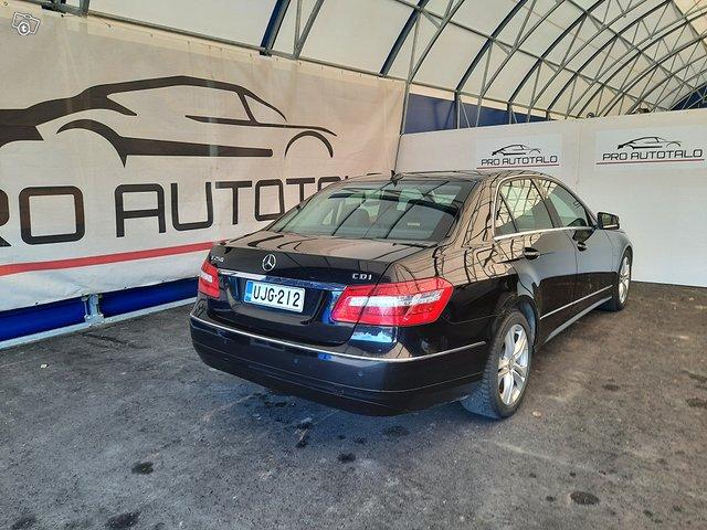 Mercedes-Benz E 250 CDI 4