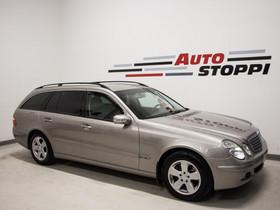 Mercedes-Benz E, Autot, Nivala, Tori.fi
